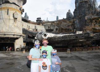 Pandemic Disney HS
