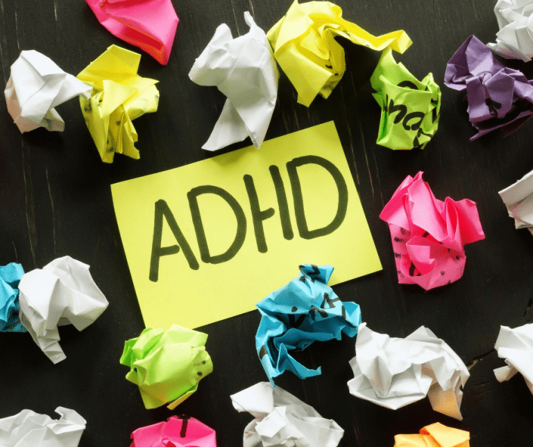 Trapped Behind ADHD