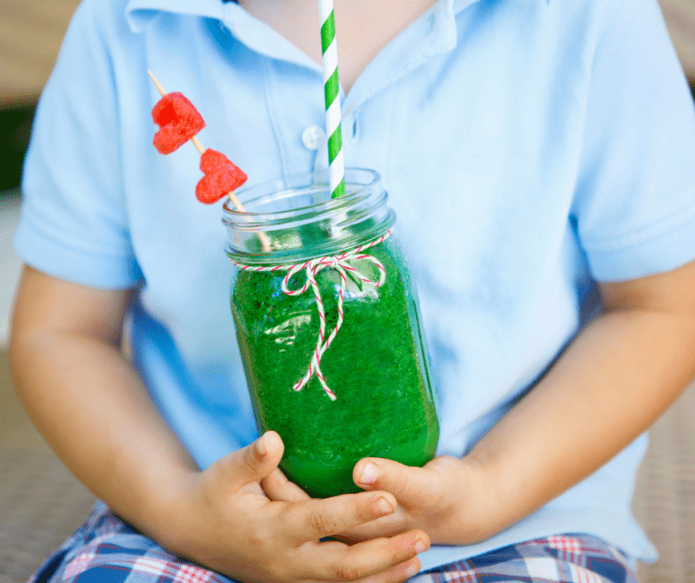 Six Sneaky Green Food Solutions: Picky Toddler Approved
