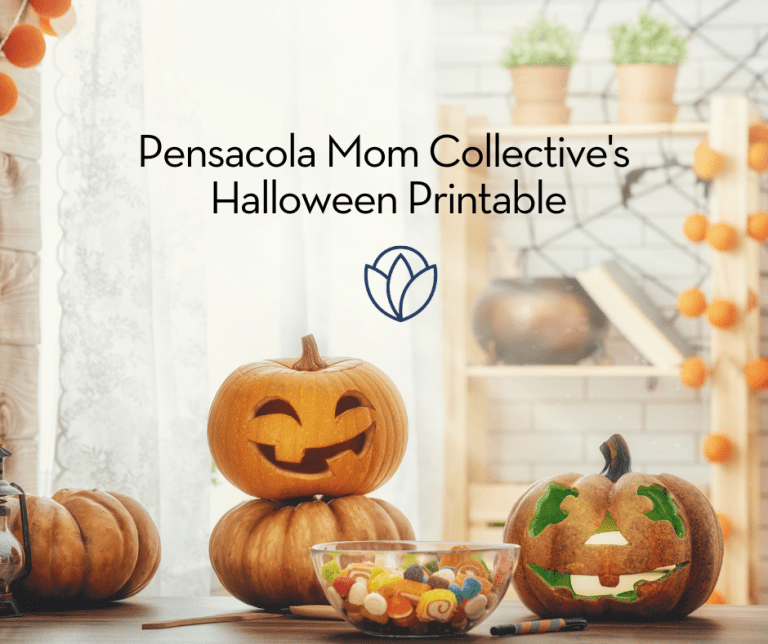 Pensacola Mom Collective Halloween Tags