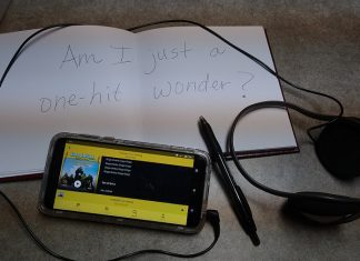 Am I a one hit wonder?